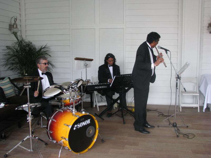 Flute, Piano and Percussion Trio